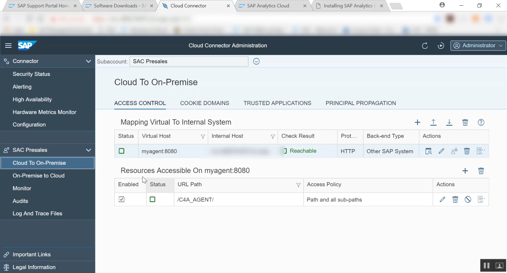 Connect your SAP Analytics Cloud to your existing SAP BI
